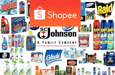 SC Johnson in Shopee