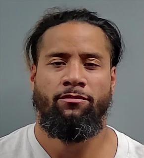Arrest WWE Jimmy Jey Roman SmackDown