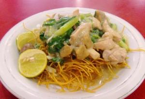 Resep dan cara membuat mie titi khas Makassar