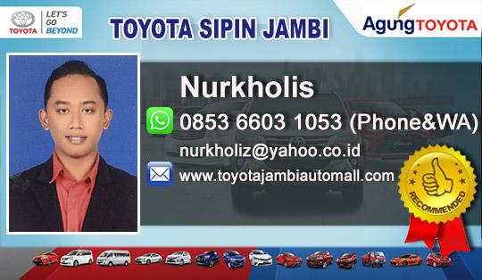 Harga Toyota Jambi