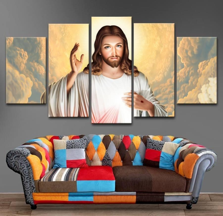 Tranh công giáo Chúa Ghê Su T33