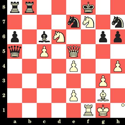 Les Blancs jouent et matent en 4 coups - Ian Nepomniachtchi vs Dmitry Andreikin, Serpukhov, 2000