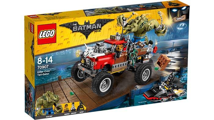 Ref. 70907: Reptil todoterreno de Killer Croc