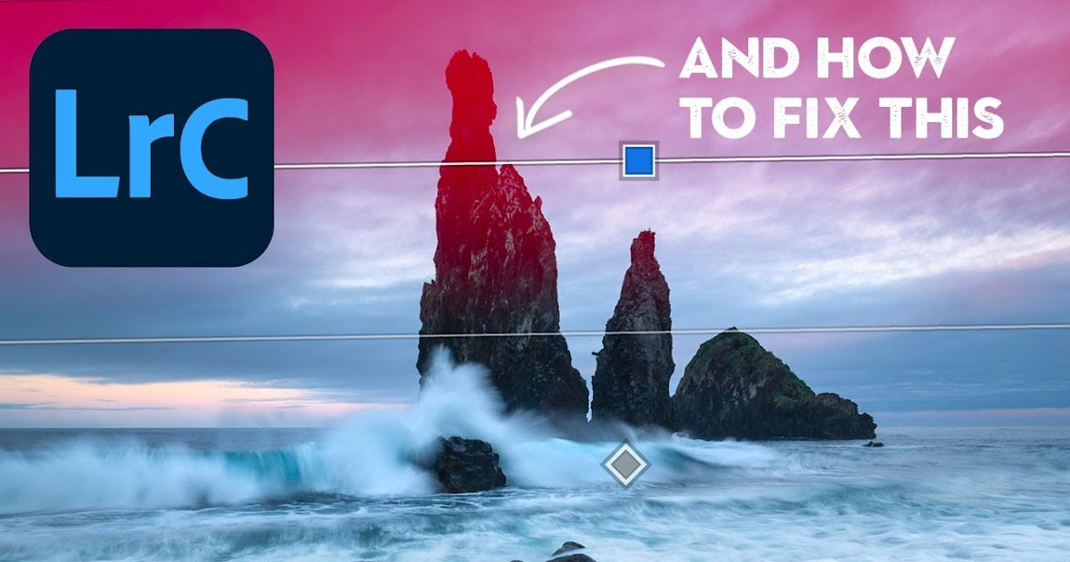 Graduated Filter: The amazing TOOL to Use on EVERY PHOTO in LIGHTROOM