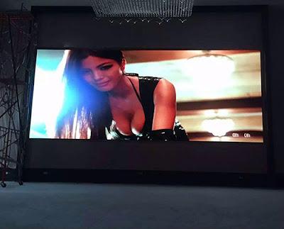Cung cấp lắp đặt màn hình led p5 module led indoor tại Bình Phước