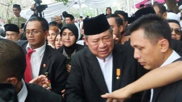 Mendengar Kata Pacitan, Air Mata SBY pun Pecah