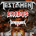 "TESTAMENT, EXODUS, DEATH ANGEL – insieme per il tour europeo ""The Bay Strikes Back"" nel 2020"