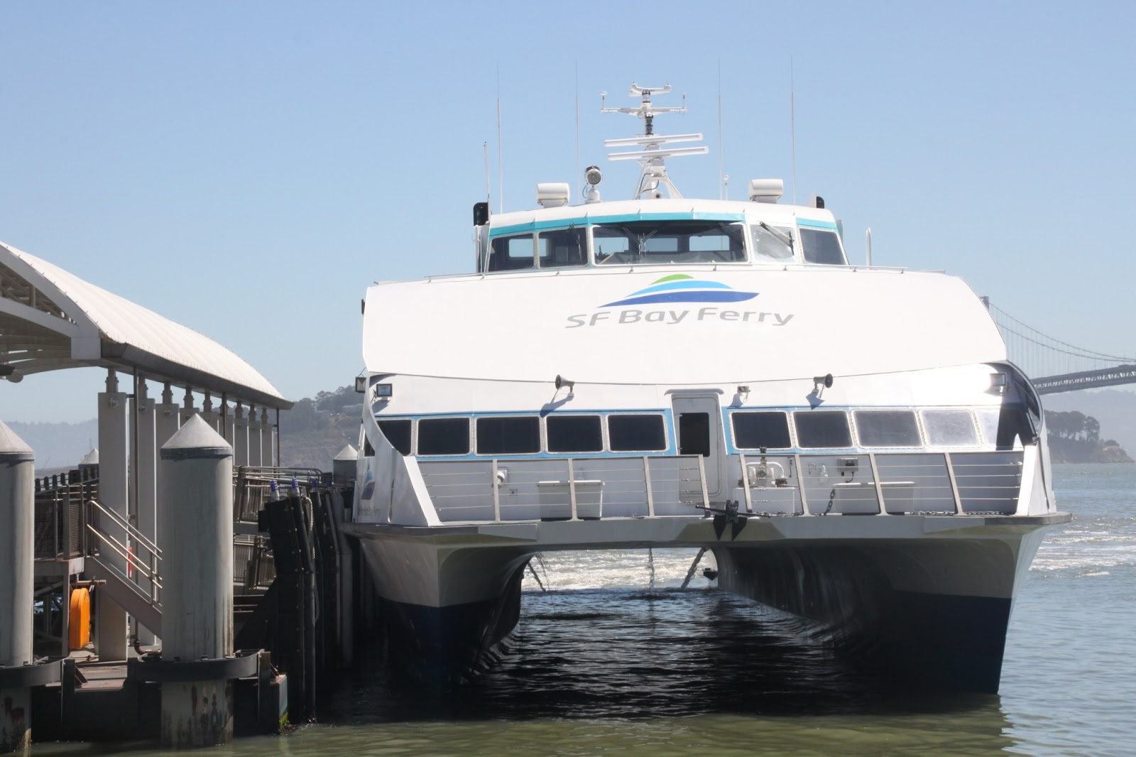Rubies Pearls Ferry Ride The San Francisco Bay