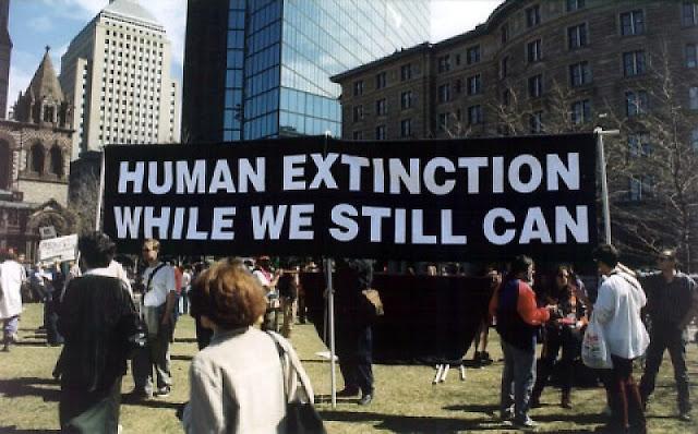 Grupúsculo extremista ambientalista pede a extinção dos humanos