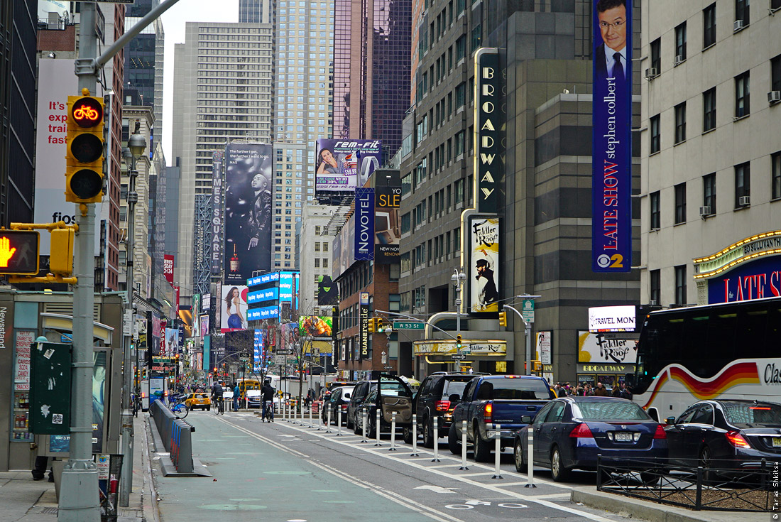 Broadway, Manhattan, New York