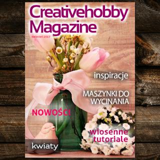 Moje gościnne projektowania dla Creativehobby Magazine