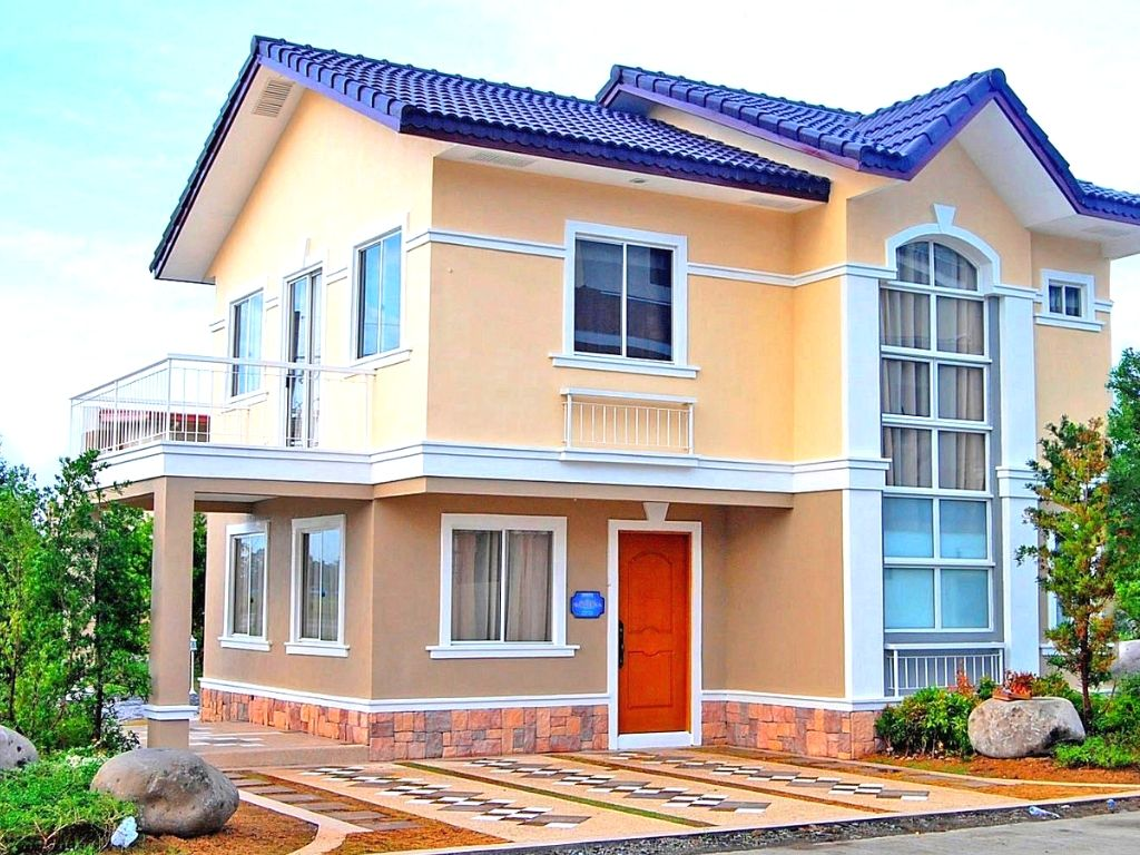 Alexandra Single House Lancaster New City Lancaster New City Houses For Sale In Cavite Philippines