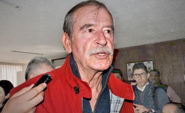¿También se enjuicia a los que ponen a sus hermanos a recibir dinero ilícito? Vicente Fox humilla a AMLO