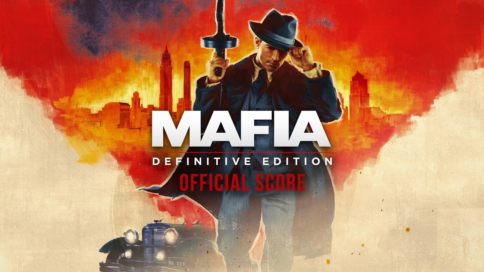لعبة الاكشن والشوتر المنتظرة Mafia Definitive Edition