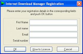 Serial Number IDM [แจกซีเรียลนัมเบอร์โปรแกรม IDM] 2020
