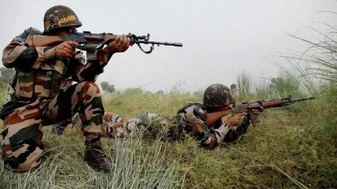 जम्मू-कश्मीर: कुपवाड़ा में LOC पर सेना ने नाकाम की घुसपैठ की कोशिश, 3 आतंकियों को किया ढेर / Jammu and Kashmir: Army IN the LOC FIRED 3 militants dead at Kupwara, to infiltrate the fierce,