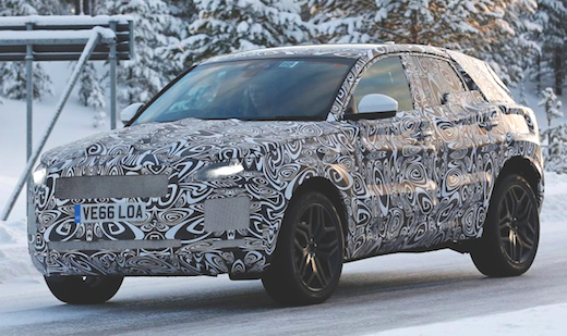 2019 Jaguar E-Pace Rumors