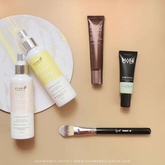 Makeup untuk kulit berminyak