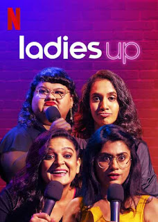 Download Ladies Up (2020) Netflix Season 1 Hindi Web Series 720p WEB-DL