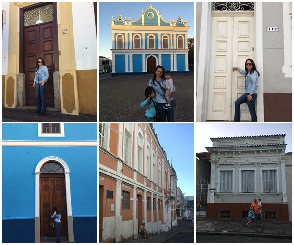 centro histórico de Amparo