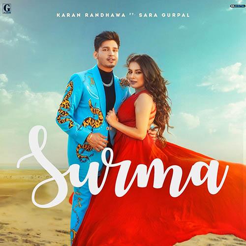 Surma Lyrics - Karan Randhawa | Rambo
