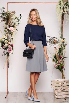 Modelos de Faldas de Moda