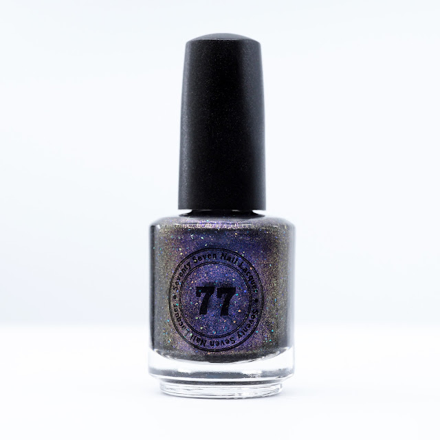 Seventy-Seven Nail Lacquer Handle with Scare