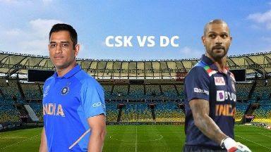 IPL 2021: 2nd Match, CSK VS DC Playing 11