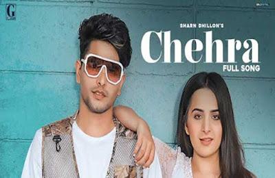 Punjabi Song Chehra tera Lyrics  |Sharn Dhillon #Lyricstones.com