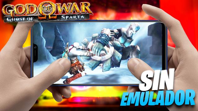 God of War: Ghost of Sparta Sin Emulador