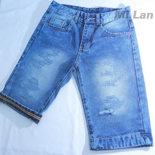Vải Jean Nam Cotton M502