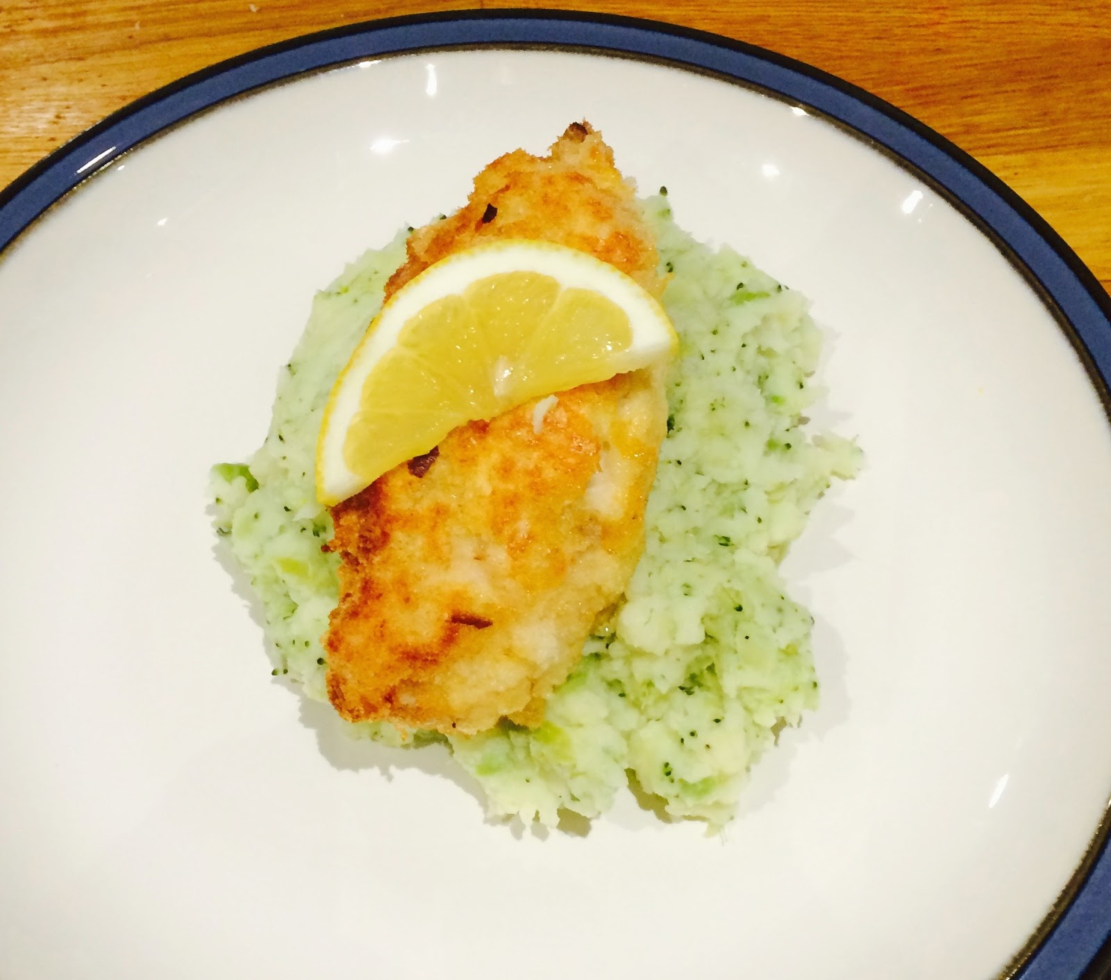 Chicken Kiev With Broccoli Mash Jamie Oliver Get In For Your Dinner