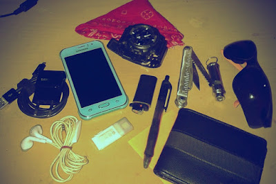 Pengertian Dan Konsep EDC (Everyday Carry)