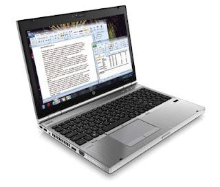 HP EliteBook 8560P Driver