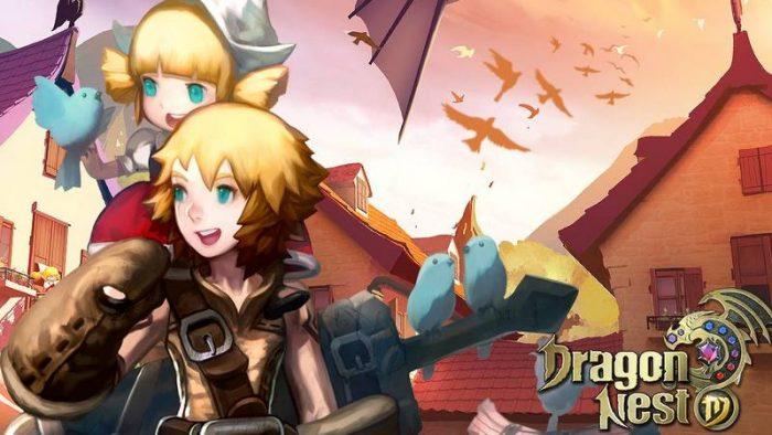 Dragon Nest Mobile Private Server - Topgames100