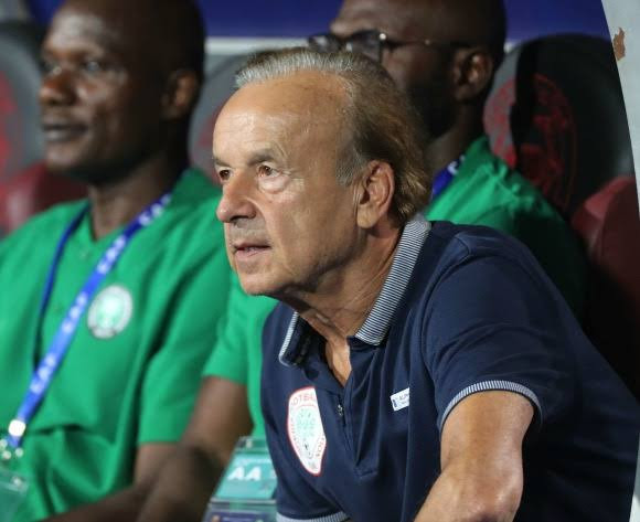 'We must be humble, we don't have players In Liverpool, Man Utd, Chelsea' - Gernot Rohr admits Super Eagles stars in EPL are not playing for top clubs