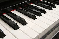 picture of piano keyboard