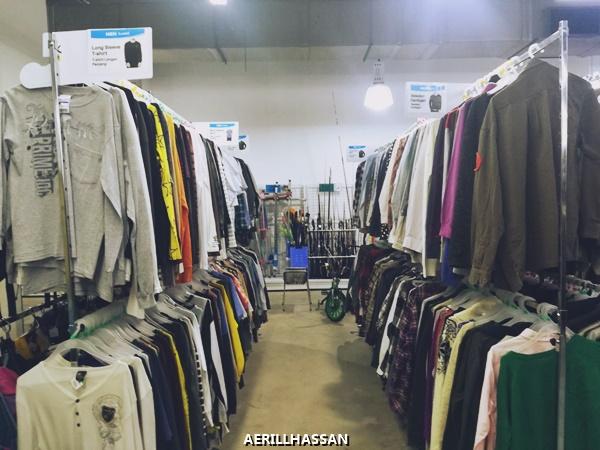 Pengalaman Beli Pakaian di Jalan Jalan Japan