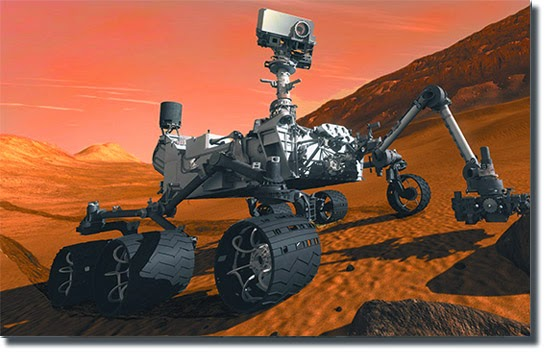 Céu de Marte