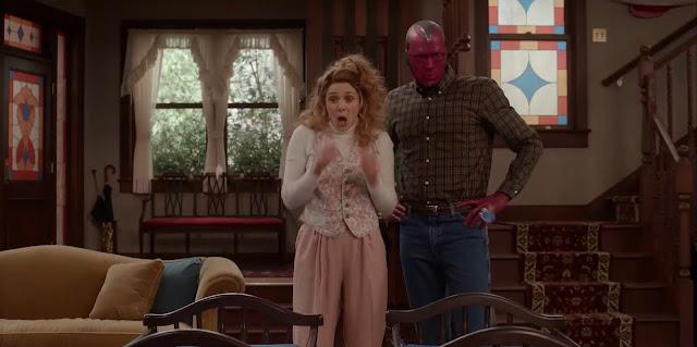 Super Bowl Disney+ Marvel The Falcon and The Winter Soldier, WandaVision, Loki