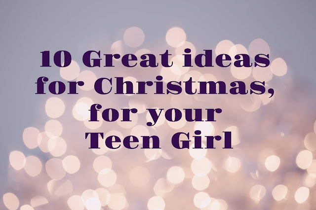 Teen girl gift guide header