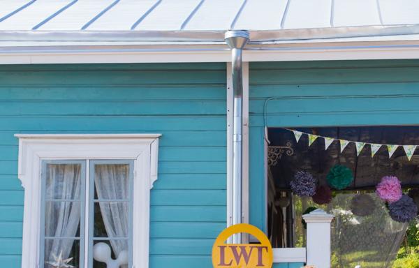 Loviisan Wanhat talot 2015 vanha puutalo maalaus LWT_