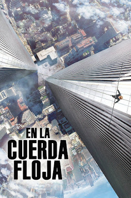 The Walk 2015 DVD R1 NTSC Latino
