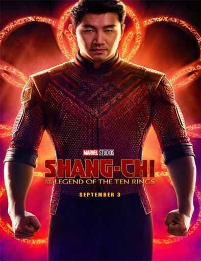 pelicula Shang-Chi y la leyenda de los diez anillos