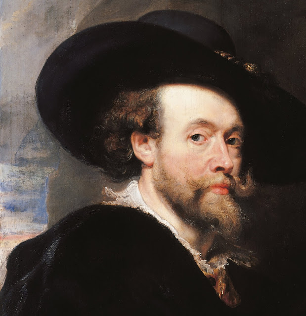 Autorretraro, 1623