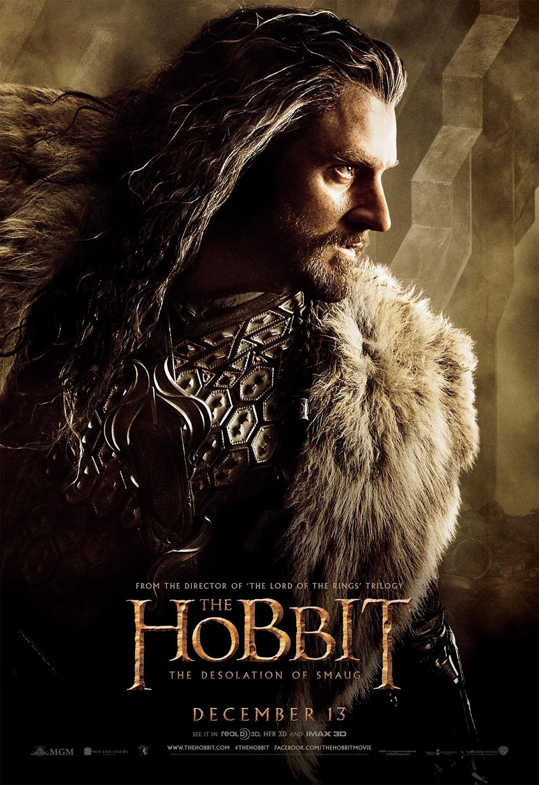 The Middle Earth Blog Seven New Character Posters For The