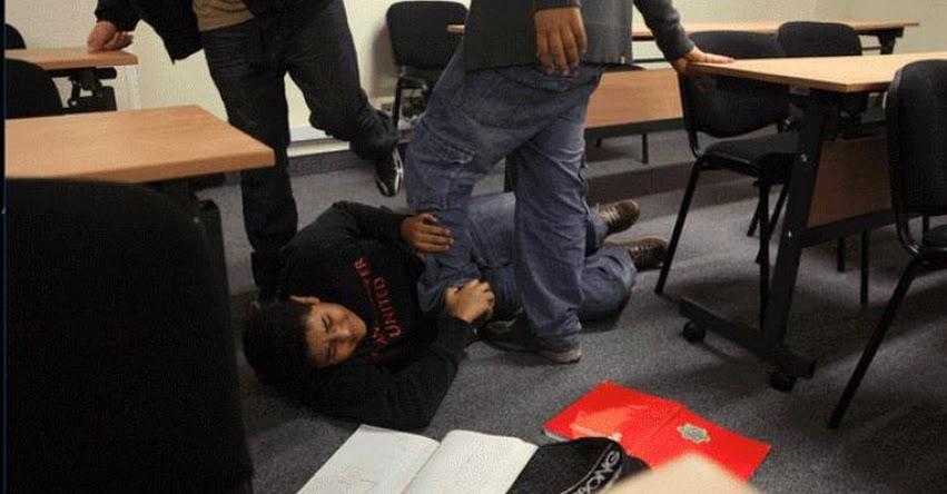 MINEDU sancionaría a colegio privado «Cibert UNI» por denuncia de bullying - UGEL 05