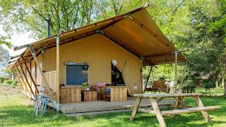 YALA's Sunshine safari tent