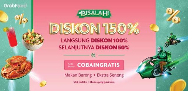 Gagal Manfaatin Promo GrabFood Diskon 100%, 3 Akun Pelanggan Dibekukan