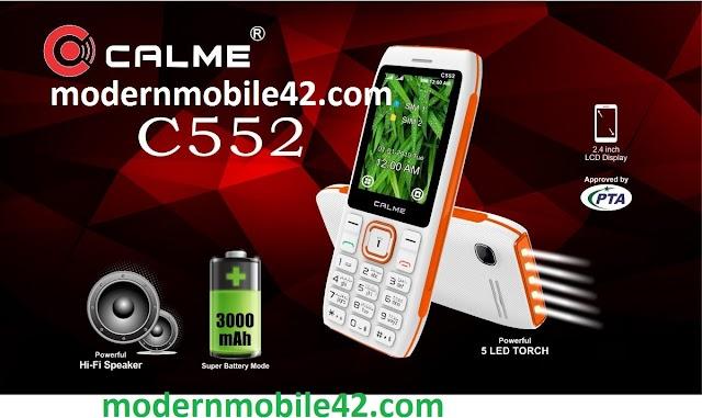 calme c552 firmware flash file download